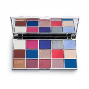 Revolution - Lidschattenpalette - Glass Mirror Shadow Palette