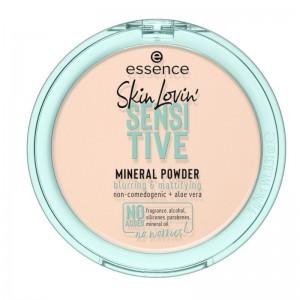 essence - Puder - Skin Lovin' Sensitive Mineral Powder 01 - Translucent