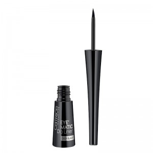 Catrice - Eyeliner - Eye Matic Dip Liner Deep Black 010 - It s Black Friday