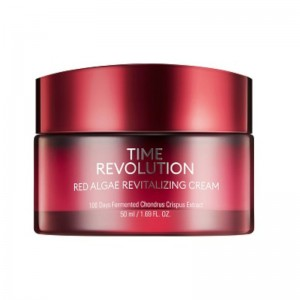Missha - Tagescreme - Time Revolution Red Algae Revitalizing Cream