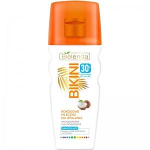 Bielenda - Protezione solare - BIKINI Coconut Suntan Milk SPF30 - 200ml