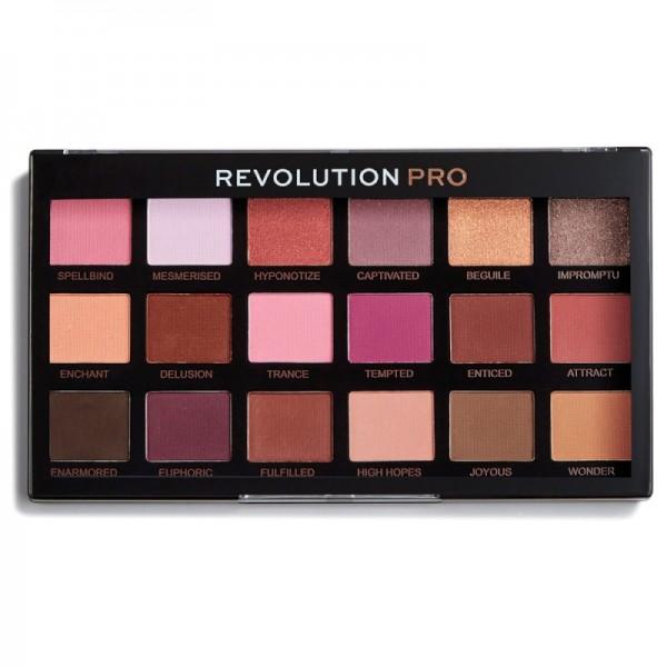 Revolution Pro - Eyeshadow Palette - Regeneration Palette - Entranced