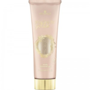 essence - the glowin' golds body shimmer gel - 01 Golden Glow, I Love You So!