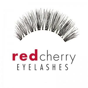 Red Cherry - False Eyelashes - Rumi - Human Hair