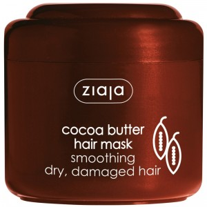 Ziaja - Haarmaske - Cocoa Butter Smoothing Hair Mask