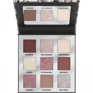 Catrice - Lidschattenpalette - Jewel Overload Eyeshadow Palette - C02 Ruby Extravagance