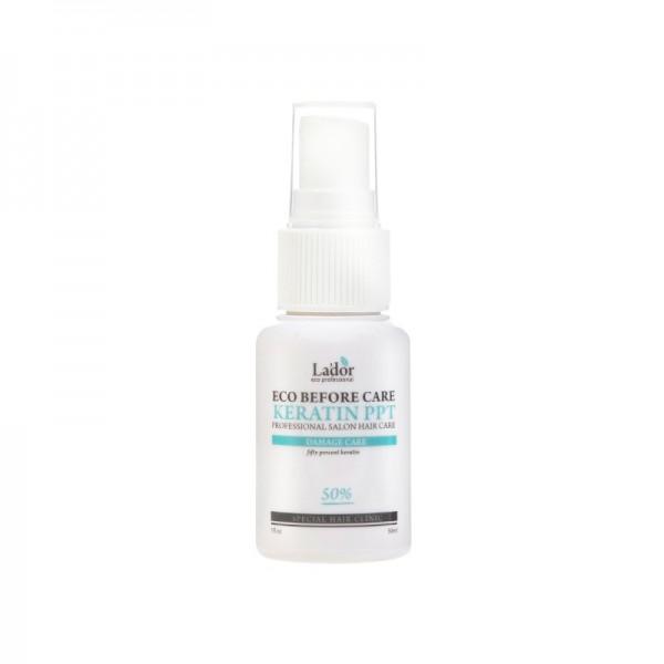Lador - Haarpflegespray - Before Care Keratin PPT - 30ml