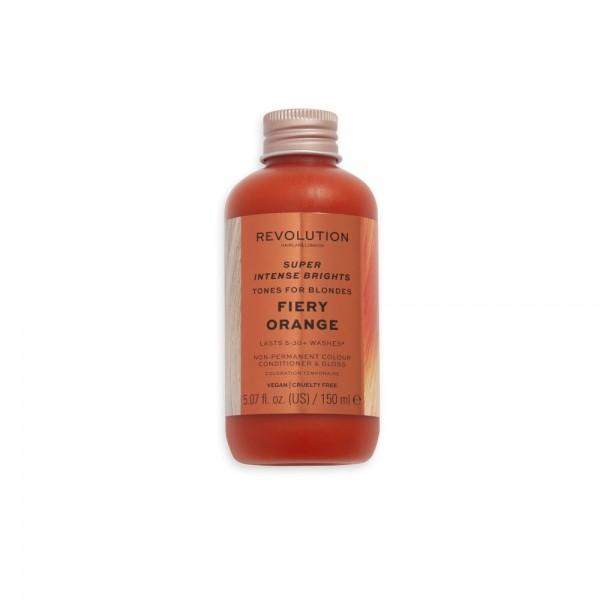 Revolution - Haartönung - Haircare Tones for Blondes Fiery Orange
