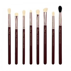lenibrush - Kosmetikpinselset - Perfect Blend Set - Midnight Plum Edition