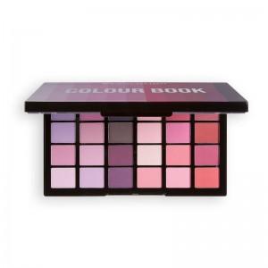 Revolution - Lidschattenpalette - Colour Book Shadow Palette - CB04