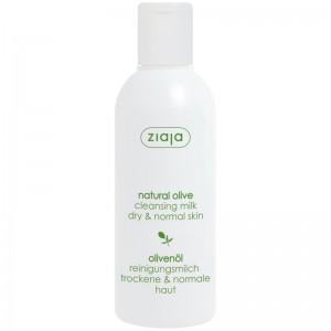 Ziaja - Gesichtsreiniger - Natural Olive Cleansing Milk