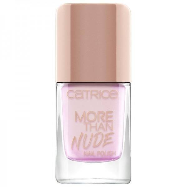 Catrice - Nagellack - More Than Nude Nail Polish 08 - Shine Pink Like A