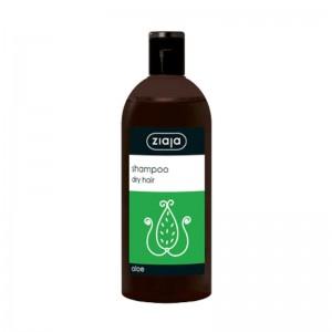 Ziaja - aloe shampoo for dry hair