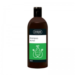 Ziaja - Shampoo - Trockenes Haar - Aloe - 500ml