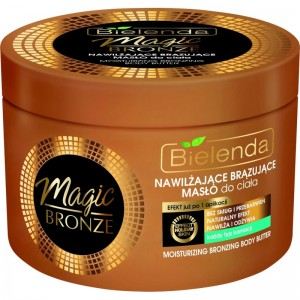 Bielenda - Magic Bronze Moisturizing And Bronzing Body Butter