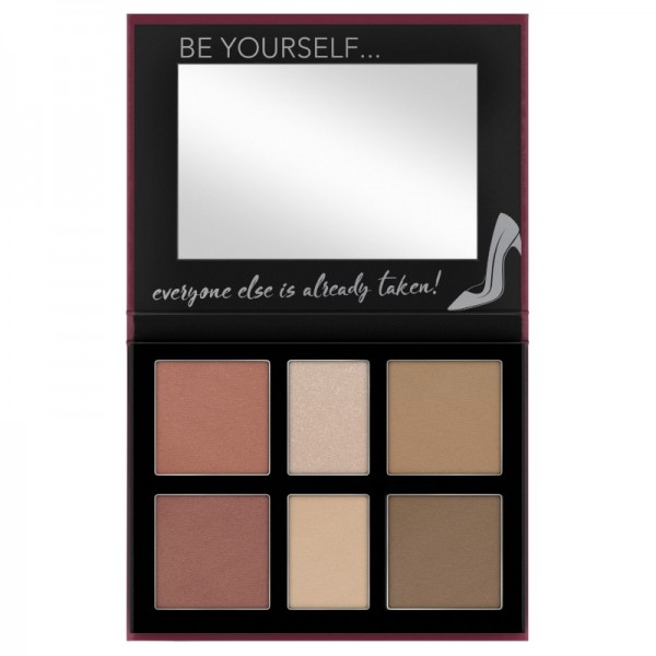 Catrice - Makeuppalette - Powerful Elegance Everyday Face And Cheek Palette