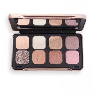 Makeup Revolution - Lidschattenpalette - Revolution Forever Flawless Dynamic - Eternal