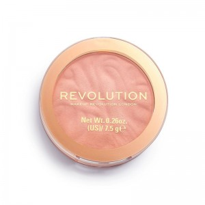 Revolution - Rouge - Blusher Reloaded - Peaches & Cream
