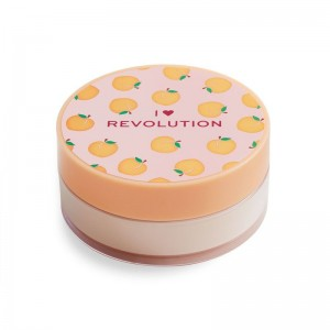 I Heart Revolution - Puder - Loose Baking Powder Peach