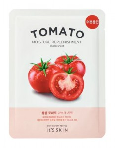 Its Skin - Gesichtsmaske - The Fresh Mask Mask - Tomato