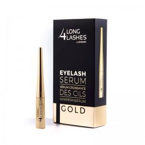 Long4Lashes - Wimpernserum - GOLD Eyelash Serum - 4 ml