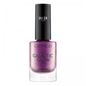 Catrice - Nail Polish - Galactic Glow Translucent Effect Nail Lacquer 06