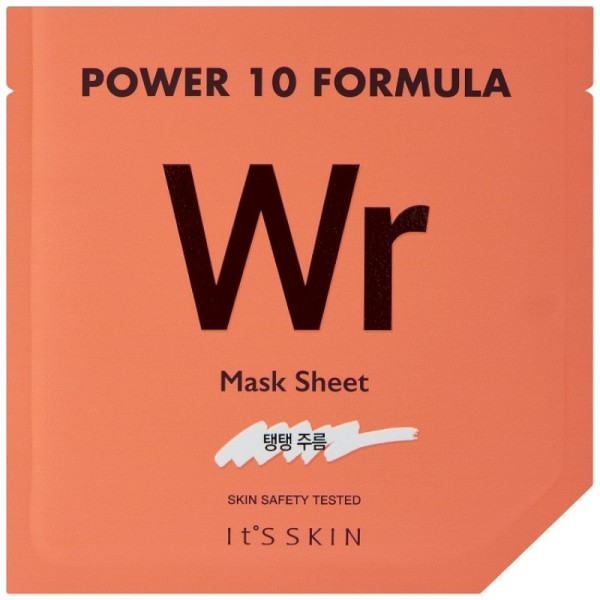 Its Skin - Gesichtsmaske - Power 10 Formula WR Mask Sheet