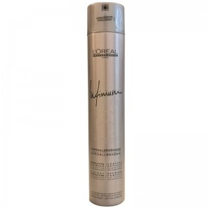 Loreal Professionnel - Infinium Pure Extra Strong Hairspray - 500ml