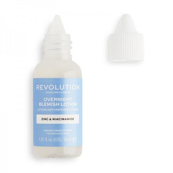 Revolution - Gesichtslotion - Skincare Overnight Blemish Lotion