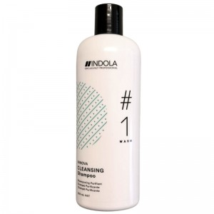 Indola - Haarshampoo - Innova Cleansing Shampoo - 300ml