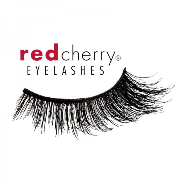 Red Cherry - 3D Wimpern - Red Hot Wink - Shadow Effect - Echthaar
