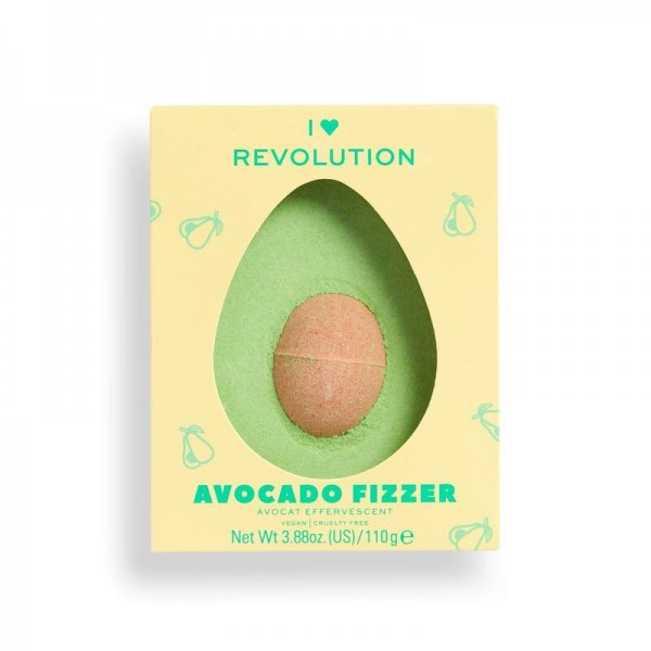 I Heart Revolution - Badekugel - Tasty Avocado fizzer kit