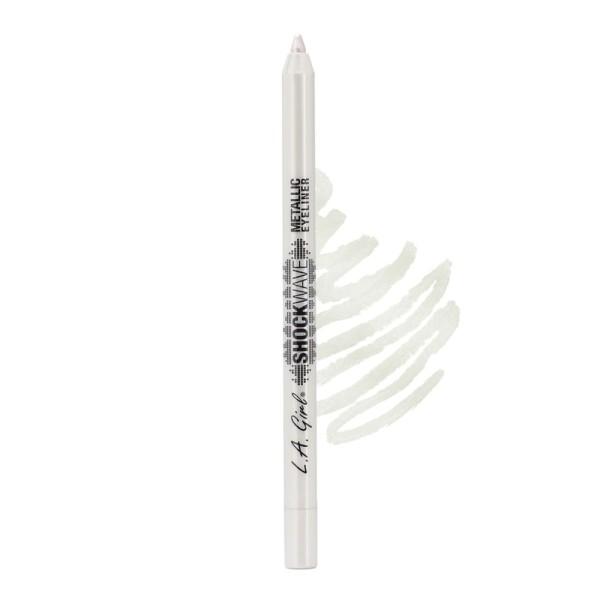LA Girl - Matita eyeliner - Shockwave Metallic Eyeliner - Snowflake