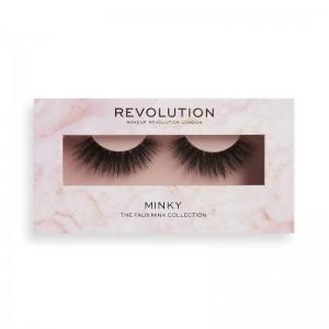 Revolution - Falsche Wimpern - 3D Faux Mink Lashes - Minky