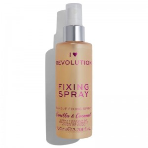 I Heart Revolution - Fixierspray - Fixing Spray - Vanilla bean & Coconut
