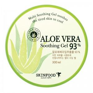 SKINFOOD - Körper & Gesichtspflege - Aloe Vera 93% Soothing Gel