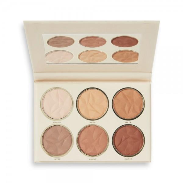 Revolution Pro - Lidschattenpalette - Glam Mood Eyeshadow Palette All Day