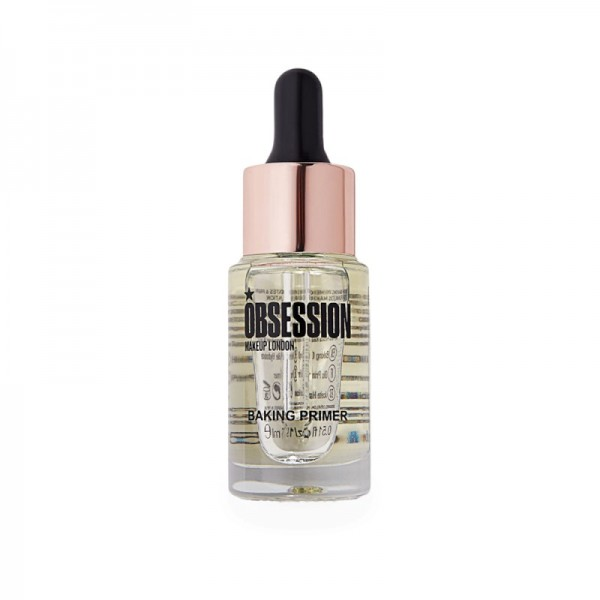 Makeup Obsession - Gesichtsöl & Primer - Baking Primer Oil