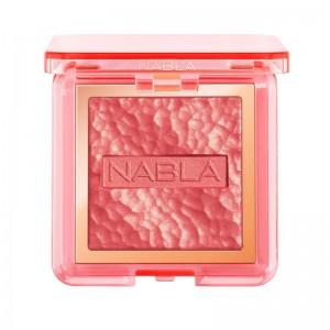Nabla - Miami Lights Collection - Skin Glazing Highlighter - Lola