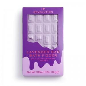 I Heart Revolution - Badezusatz - Chocolate Bar Bath Fizzer Lavender