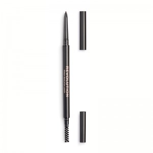 Revolution - Augenbrauenstift - Precise Brow Pencil Dark Brown