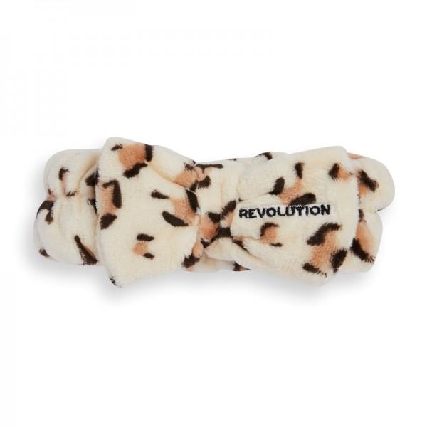 Revolution - Skincare Luxe Leopard Headband