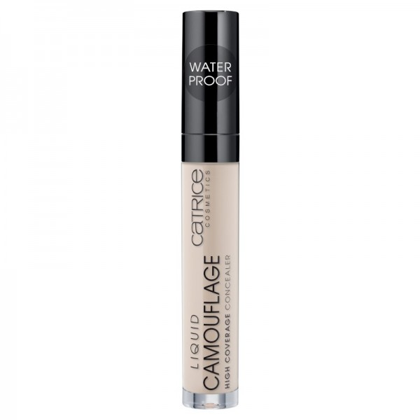Catrice - Concealer - Liquid Camouflage 005 - Light Natural