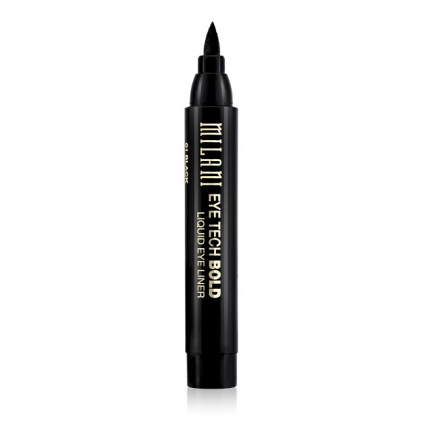 Milani - Eyeliner Pen - Eye Tech Bold - Black