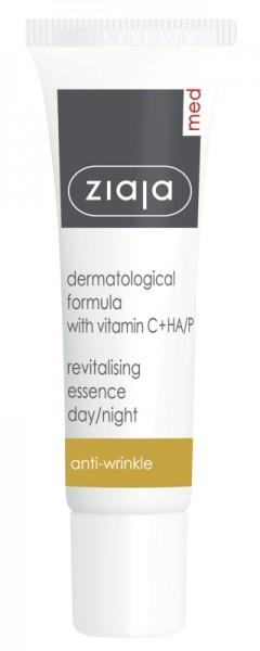 Ziaja Med - Serum with vitamin C. - Formula With Vitamin C Revitalising Serum