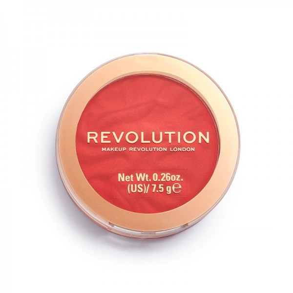 Revolution - Rouge - Blusher Reloaded - Pop My Cherry
