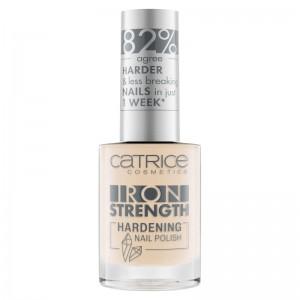 Catrice - Nagellack - Iron Strength Hardening Nail Polish 05 - Amber Light