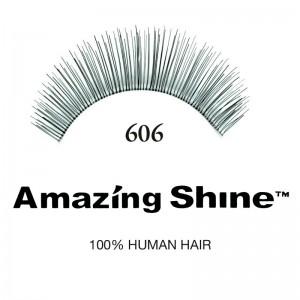 Amazing Shine - Wimpernbänder - Nr. 606 - Echthaar