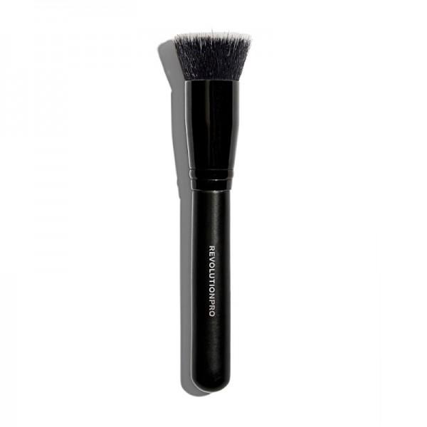 Revolution Pro - Kosmetikpinsel - Liquid Drop Foundation Brush