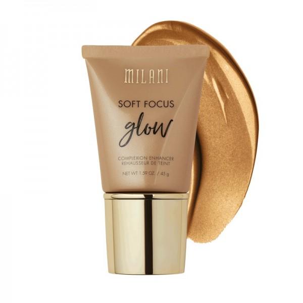 Milani - Primer - Soft Focus Glow - Complexion Enhancer - Bronze Glow